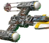 Pronti a giocare con il nuovo set del caccia stellare Y-Wing di LEGO?