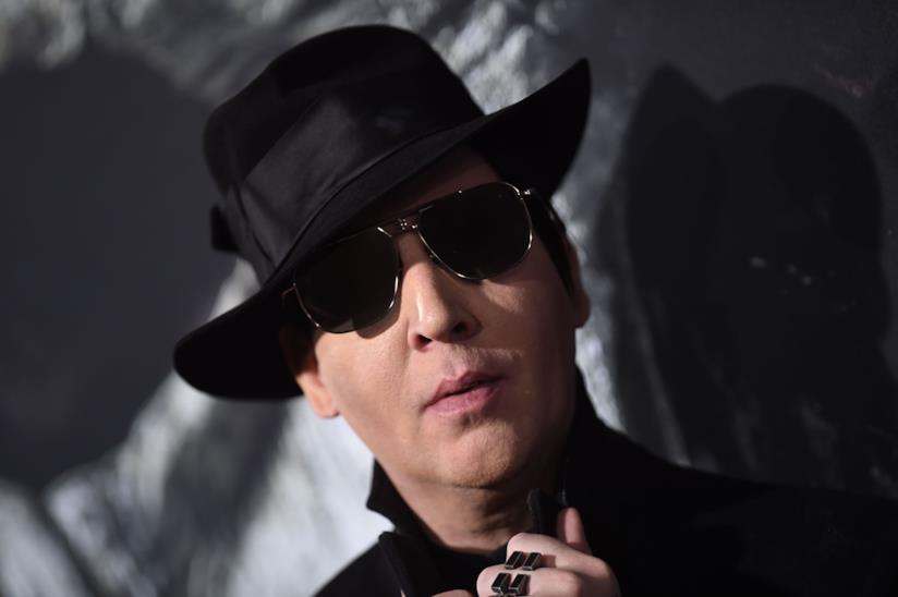 Primo piano di Marilyn Manson