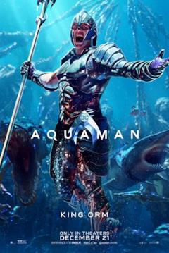 Poster dedicato al personaggio di Re Orm