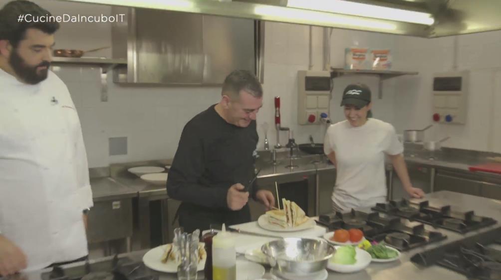 Cucine da incubo s03e07 episodio 7 mangiarte - Cucine da incubo stagione 5 ...