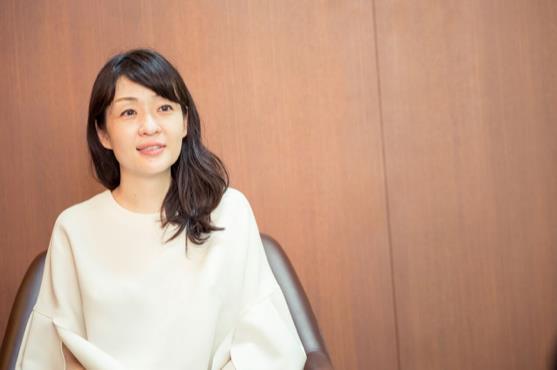 La scrittrice Sayaka Murata