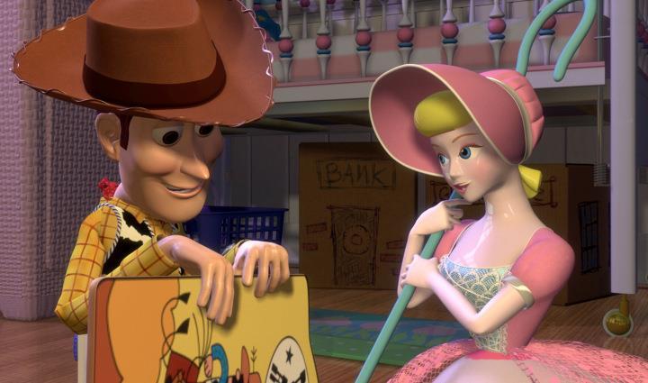 Woody si metterà alla ricerca della pastorella Bo in Toy Story 4