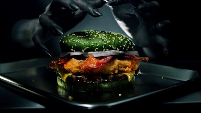 Il Nightmare King di Burger King
