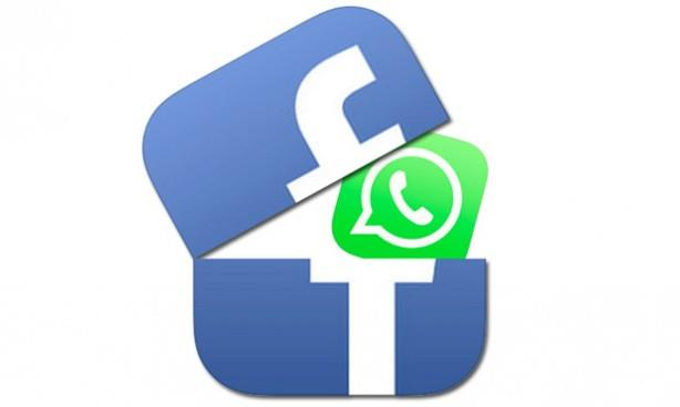 I loghi di Facebook e WahtsApp
