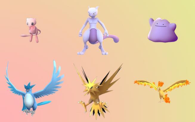 I Pokémon Leggendari e gli imprendibili