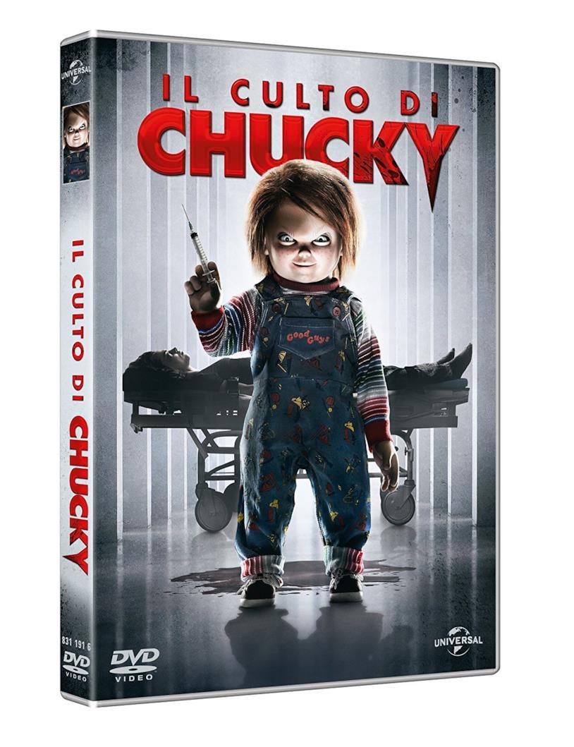 Il culto di Chucky è distribuito in Home Video da Universal