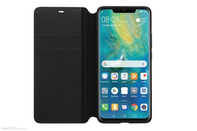 Mate 20 Pro, dispositivo Huawei