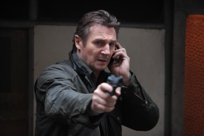 Taken: Liam Neeson