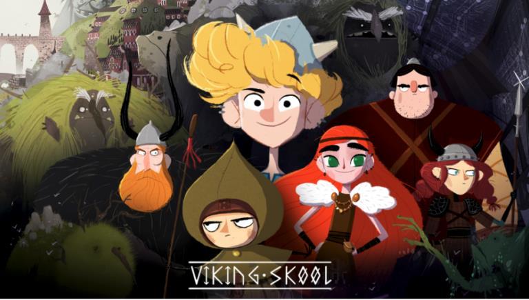 La prima immagine di Viking Skool
