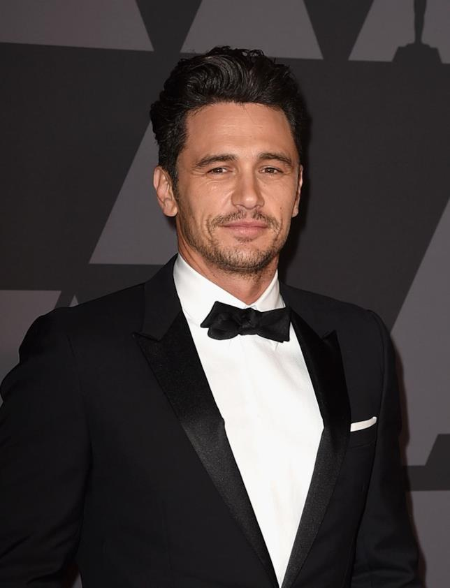 James Franco a un evento