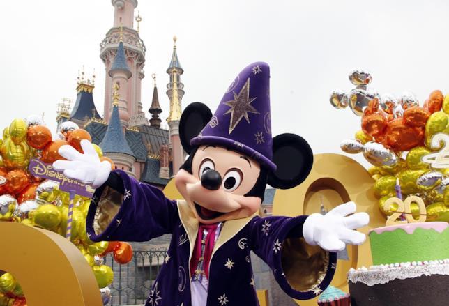 Disneyland, parco di Parigi