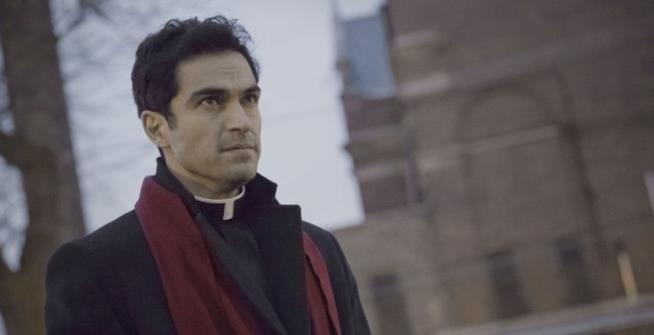 Padre Tomas in The Exorcist