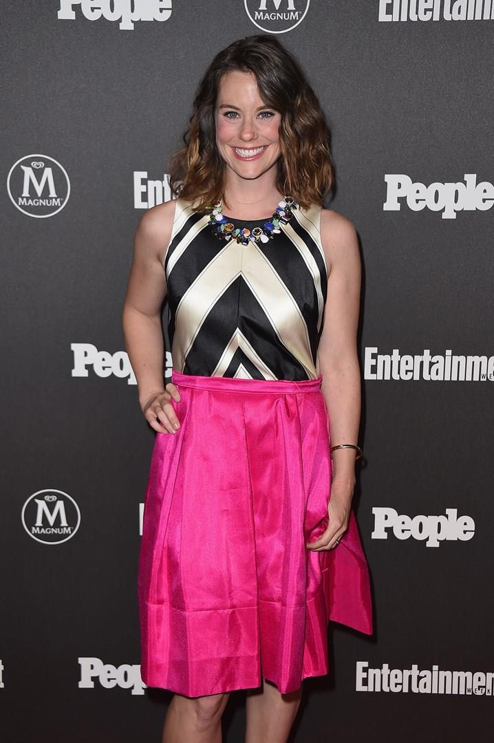 Ashley Williams, attrice americana