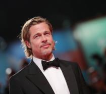 Brad Pitt durante la Mostra del Cinema di Venezia 2019