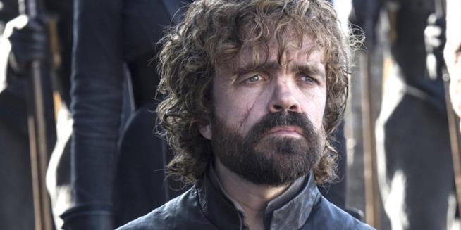 Peter Dinklage in Game of Thrones 7