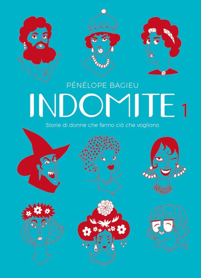 La copertina del fumetto della francese Bangieu
