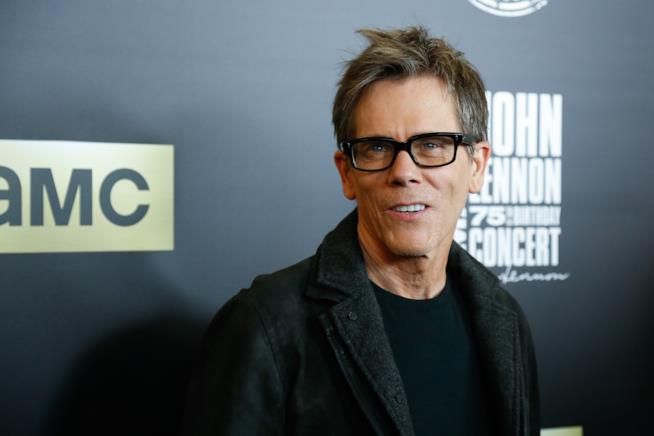 Un sorridente Kevin Bacon