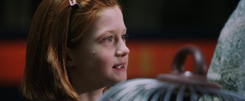 Bonnie Wright è Ginny Weasley
