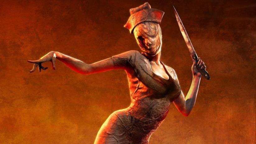 Una delle terrificanti infermiere di Silent Hill