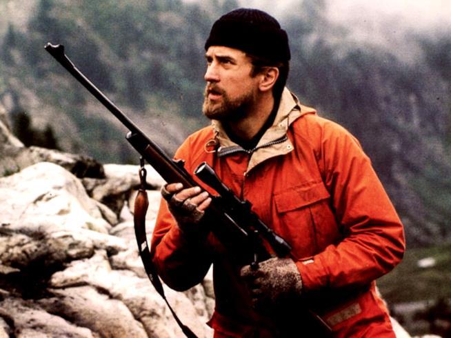 Robert De Niro in una scena del film