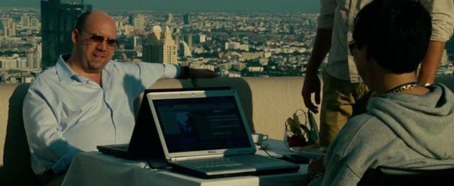 Paul Giamatti alias Kingsley in Una notte da leoni 2
