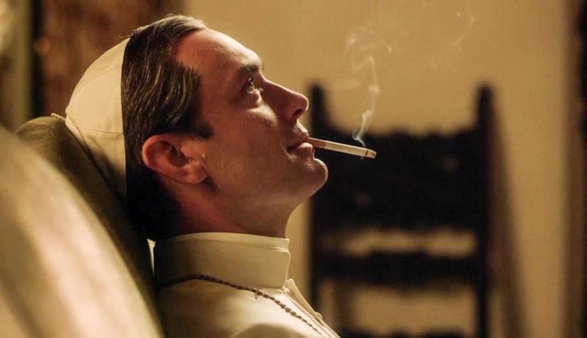Jude Law è Lenny Belardo per Paolo Sorrentino