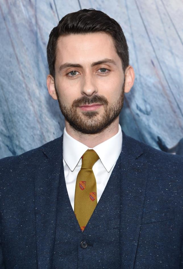 L'attore Andy Bean