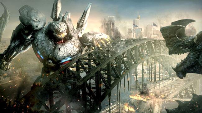 Kaiju contro Jaeger nel franchise di Pacific Rim