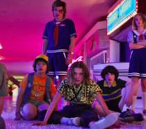 Il cast di Stranger Things