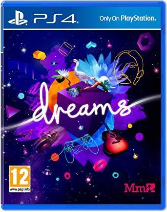 Dreams videogioco PS4