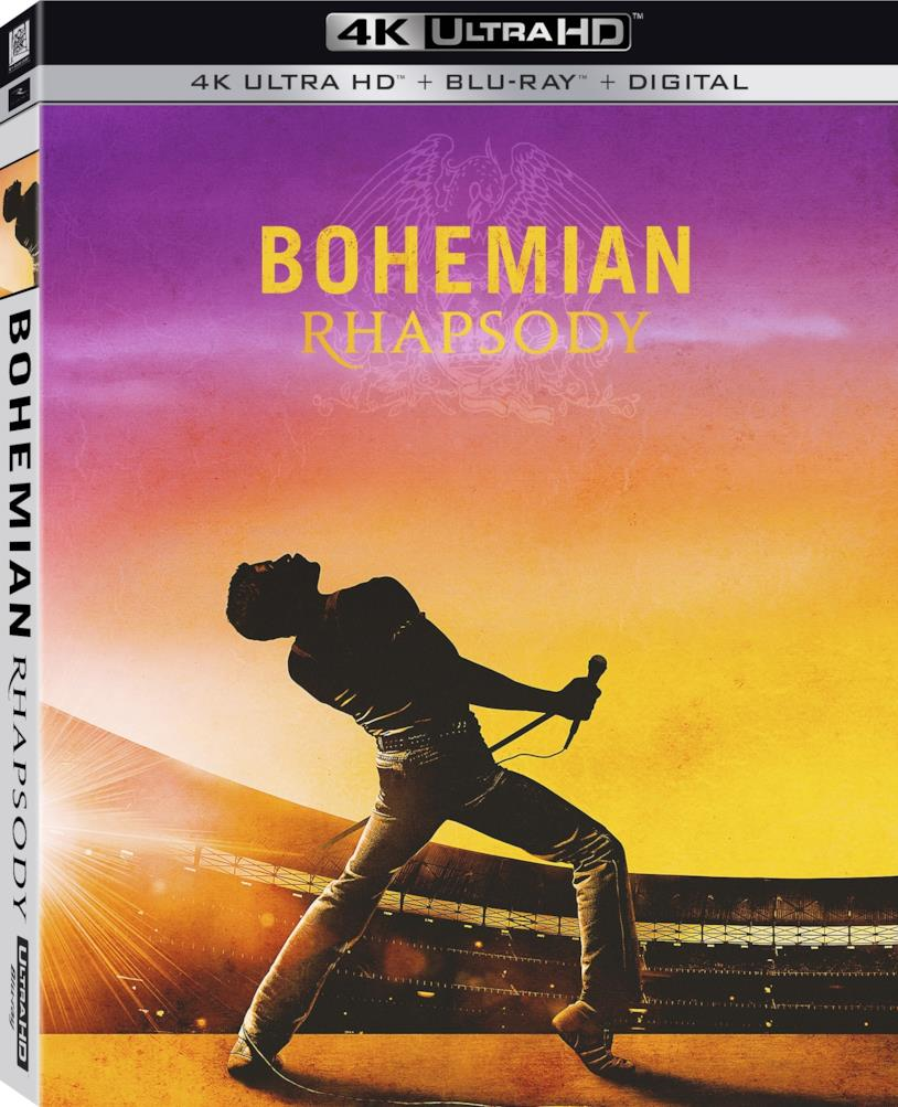 4k di Bohemian Rhapsody