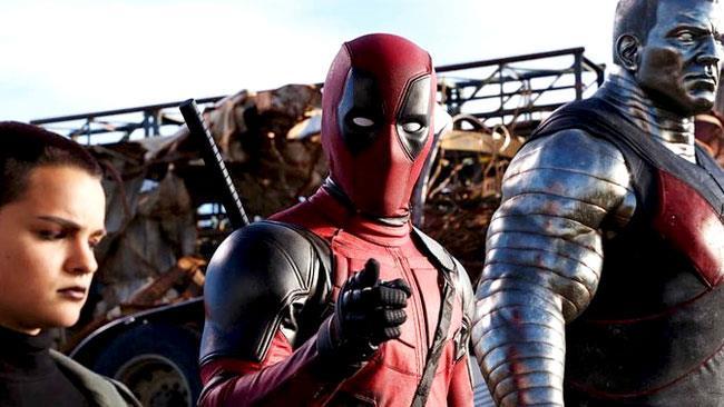 Deadpool raccoglie l'entusiasmo dei fan