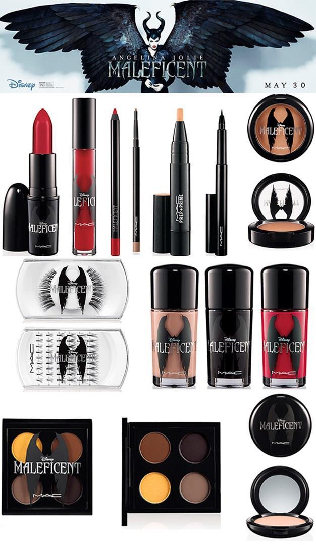 Mac Cosmetics collezione Maleficent