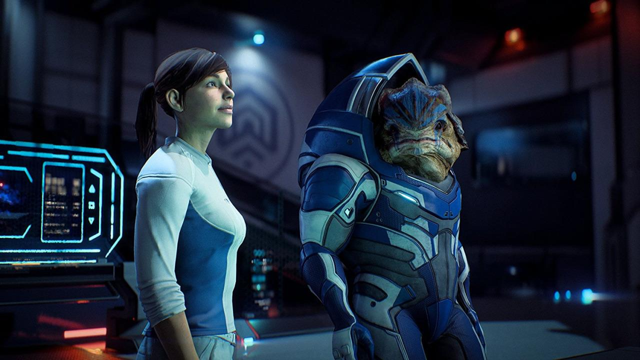 Mass Effect: Andromeda si mostra in foto