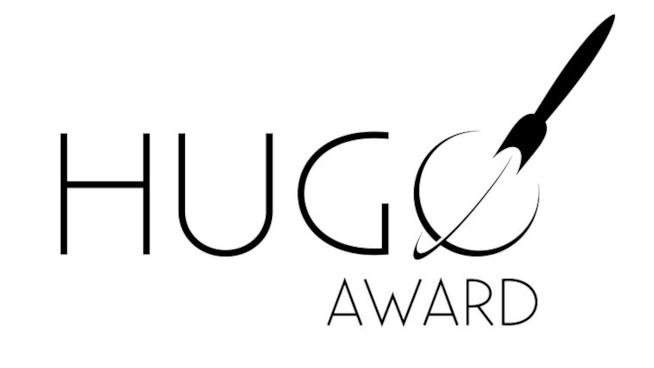 Il logo degli Hugo Awards
