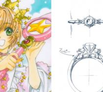 Sakura Kinomoto disegnata da CLAMP