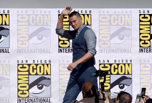 SDCC 2017: Channing Tatum