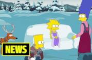 Frozen secondo I Simpson