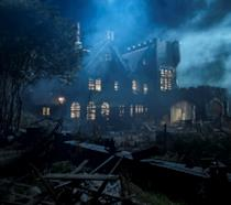 Una immagine della villa della prima stagione di Hill House