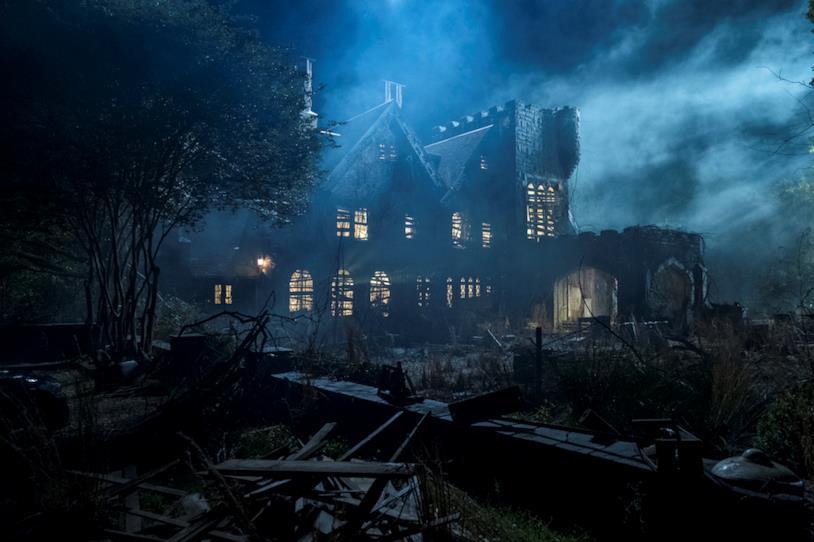 La Hill House protagonista della serie