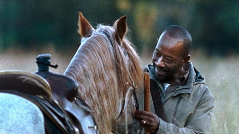 The Walking Dead: Morgan nell'episodio 6x16