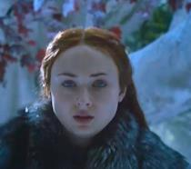Sansa in Game of Thrones 7