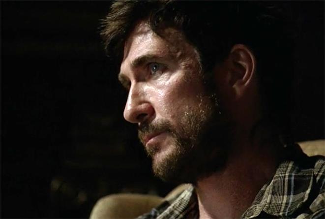 Johnny Morgan in American Horror Story: Asylum