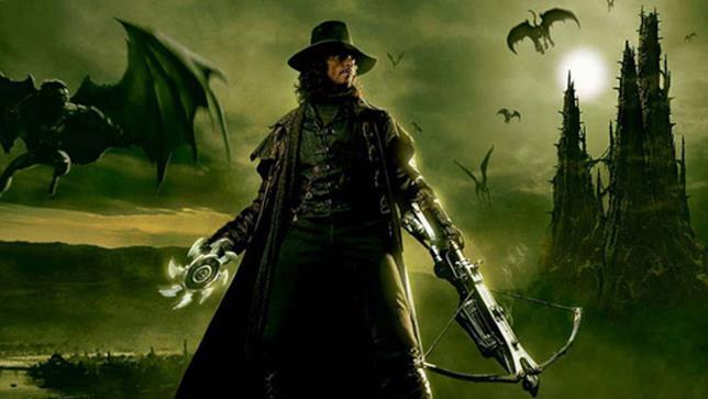Van Helsing, il film del 2004