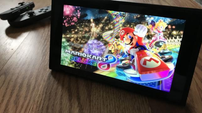 Mario Kart 8 Deluxe in arrivo su Switch