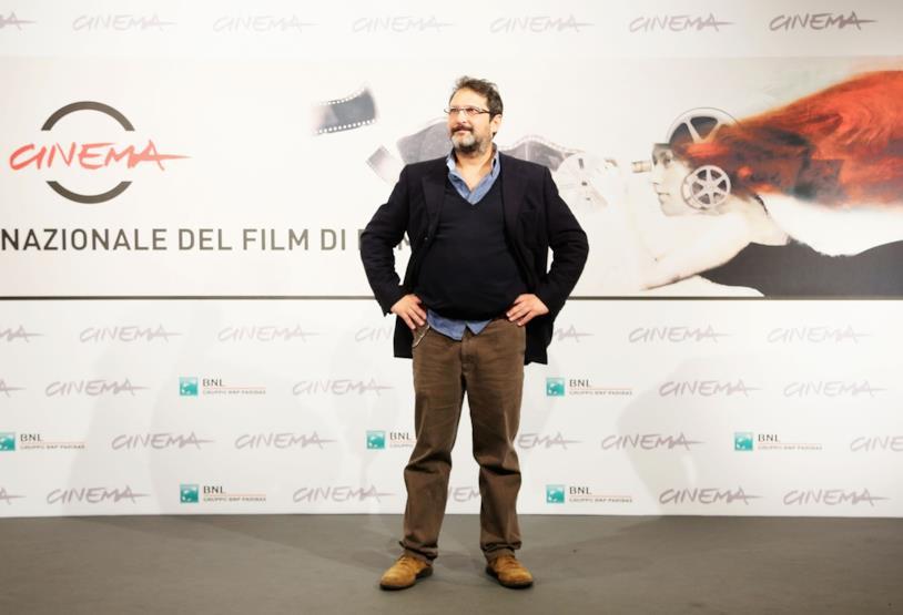 Il regista Alessandro Valori