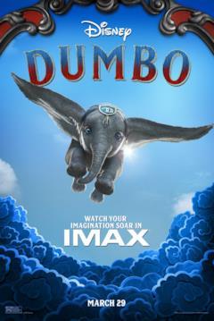 Dumbo vola verso di te
