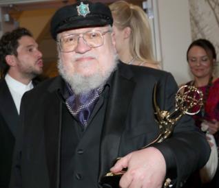 George R.R. Martin agli Emmy 2019
