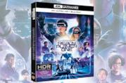 Cover di Ready Player One in 4K HDR Blu-ray