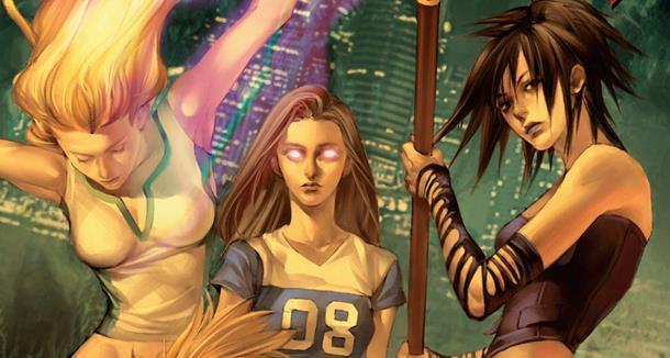 Karolina, Molly e Nico tra le pagine di Runaways